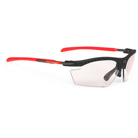 Rudy Project Rydon Okulary rowerowe, carbonium - impactx photochromic 2 laser red